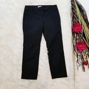 An Taylor Loft Pants Marisa Fit Tabbed Cropped 2